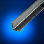 Perfil ángulo acero metálico 20x20