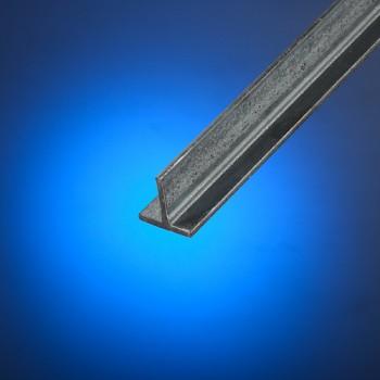 Perfil acero en T 50x50