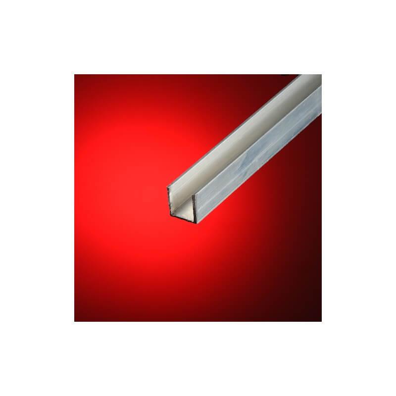 Profil u aluminium 15x15 comment fer - Perfil de aluminio en u ...
