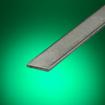 Hierro plano inox 80 mm